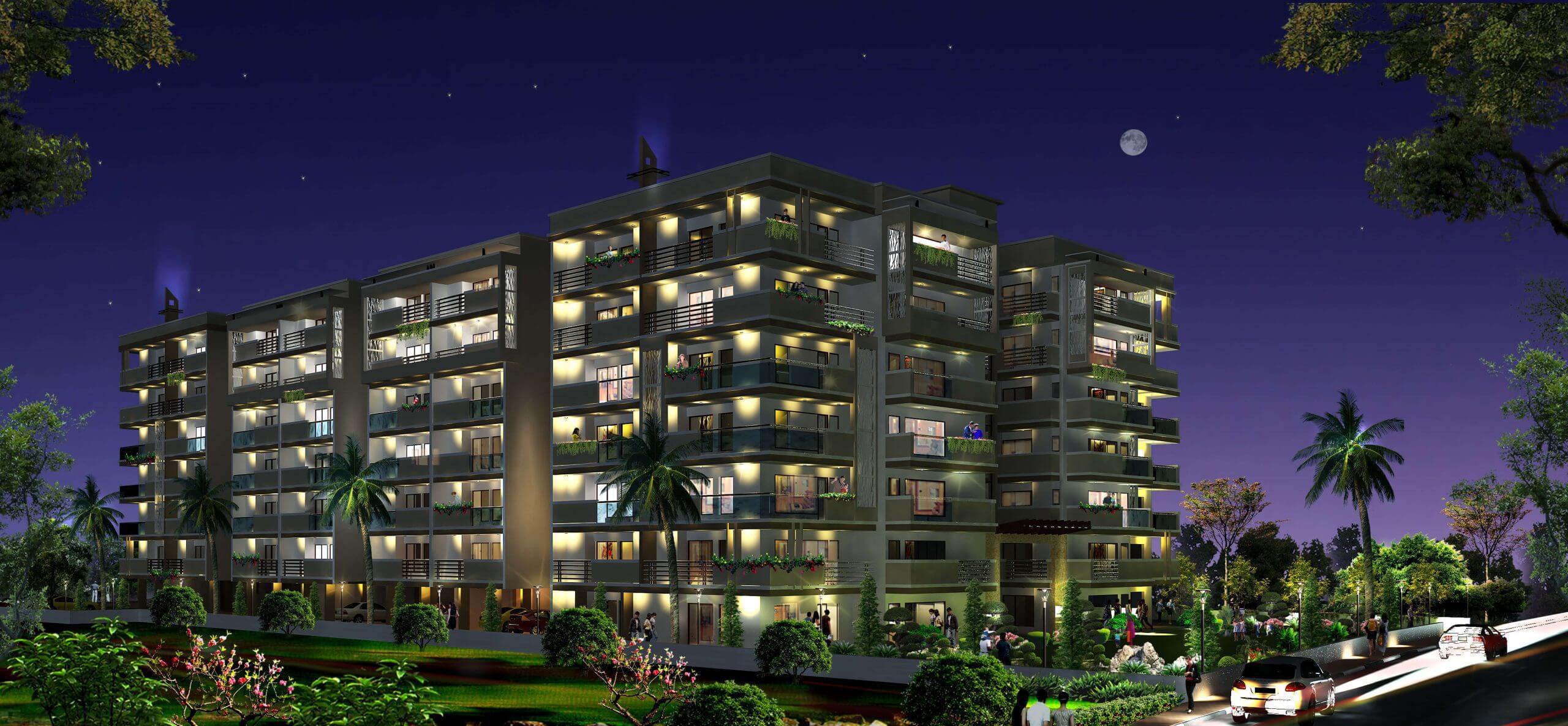 Maxvel Residency - Flats in Dehradun